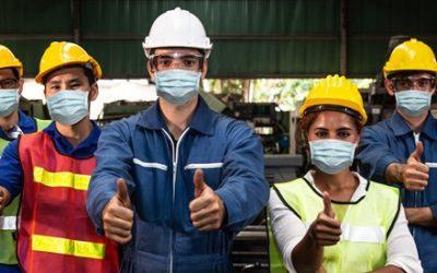 SARS-CoV-2-Arbeitsschutzregel: Wie passen Sie Ihren Arbeitsschutz an die Corona-Pandemie an?